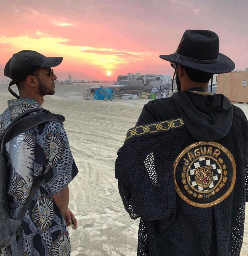 MARTINEZ BROTHERS - BURNING MAN