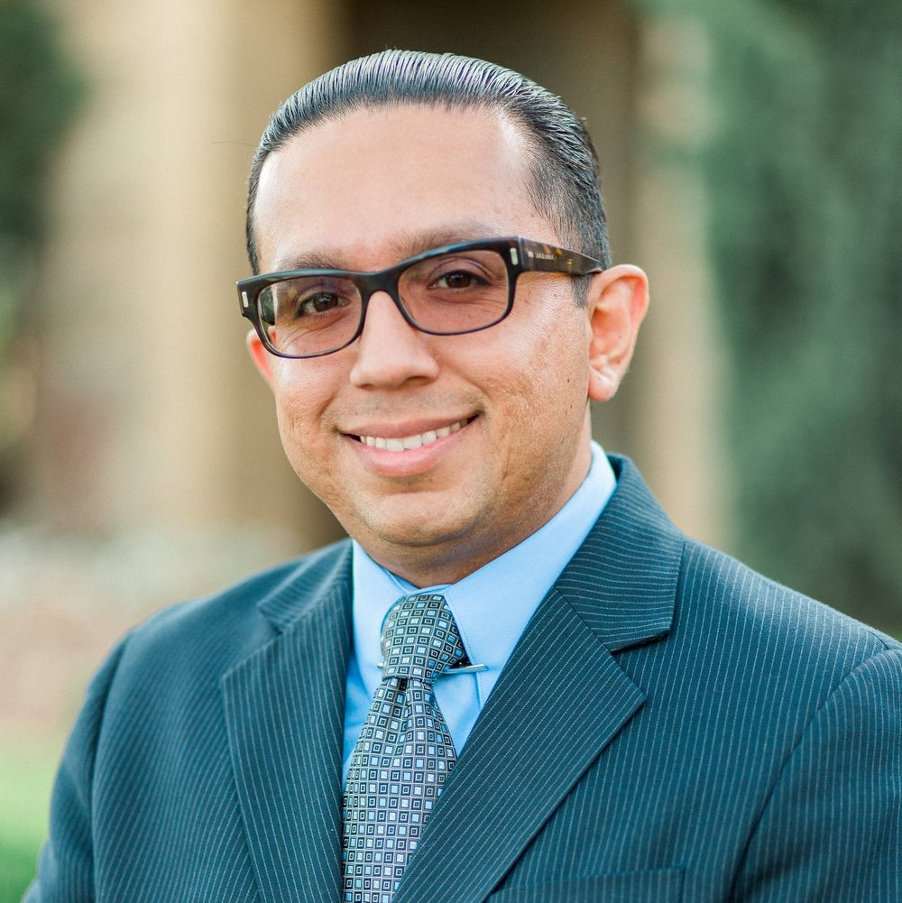 Ernie Rios Vice President, College Success 760-625-0423