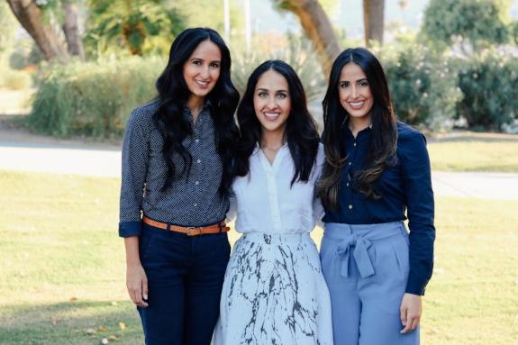 Bita, Bahareh and Sara Kamoei of BBS Brokers Realty