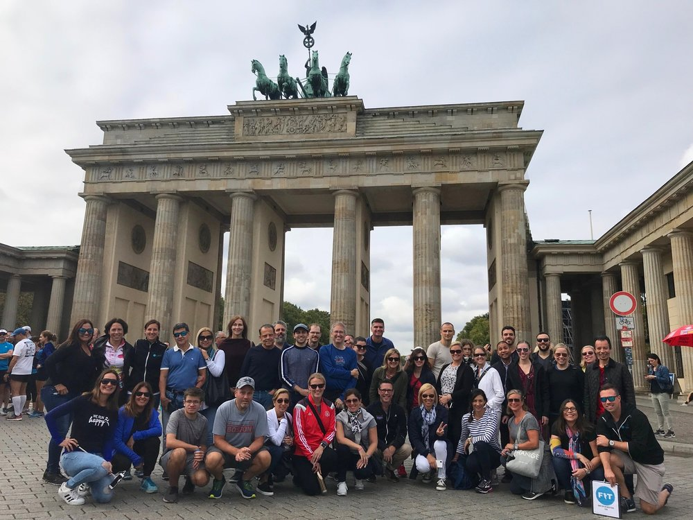 FIT Group at the Brandenburg Gate