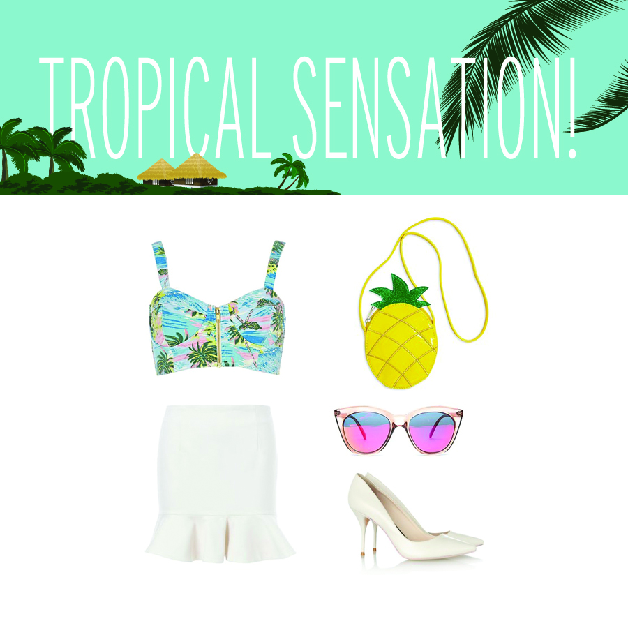 Tropical Sensation