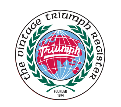 DVT is a proud chapter oF   The Vintage Triumph Register