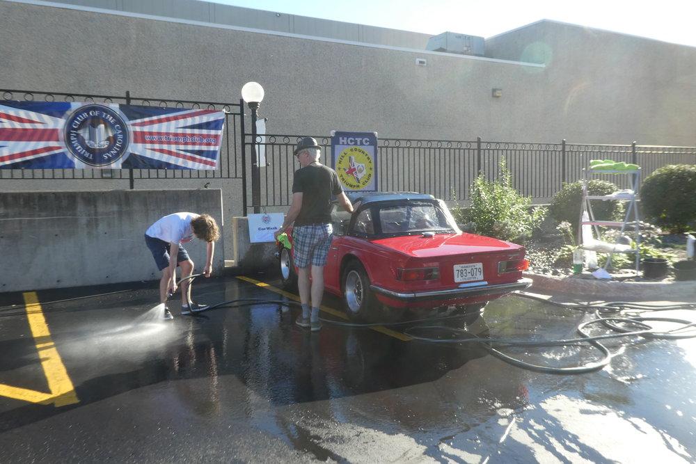 VTR Car Wash