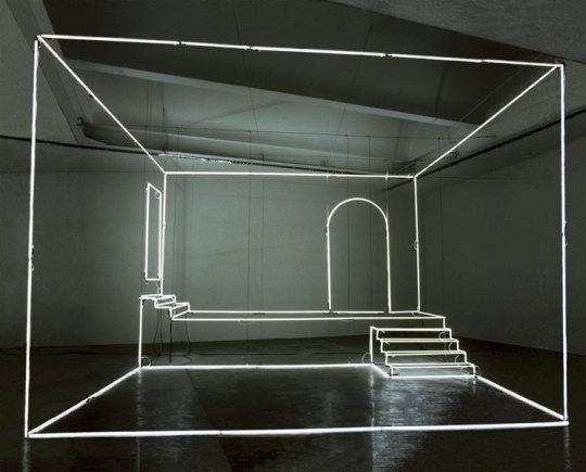 Massimo Uberti, Uno studio, 2003.jpg