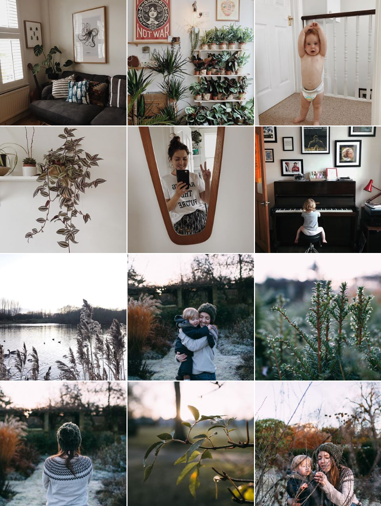 Some Instagram Inspirations To Fall In Love With - @ Siobhan Watts