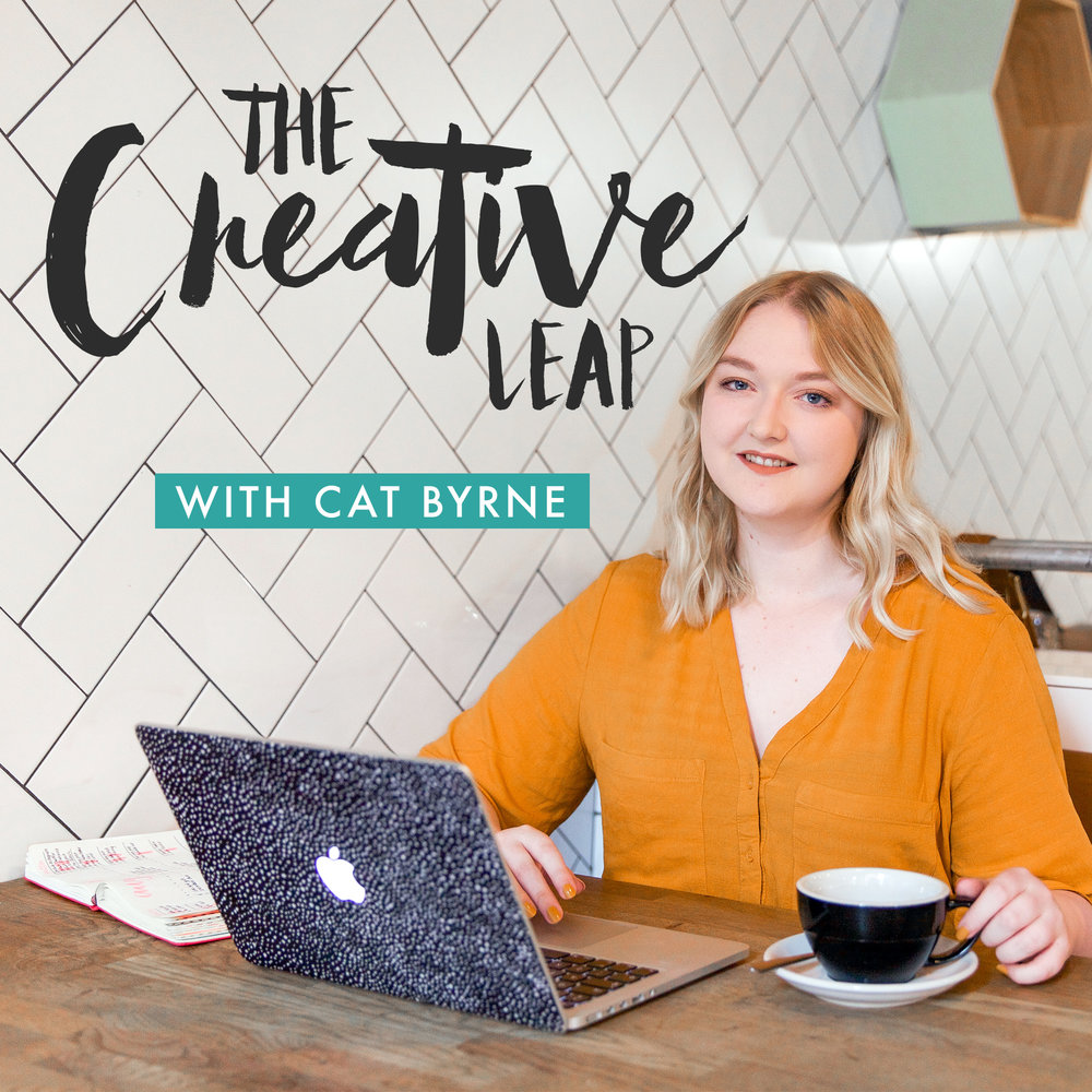 The Creative Leap Podcast - Some Amazing Podcasts To Help With Motivation