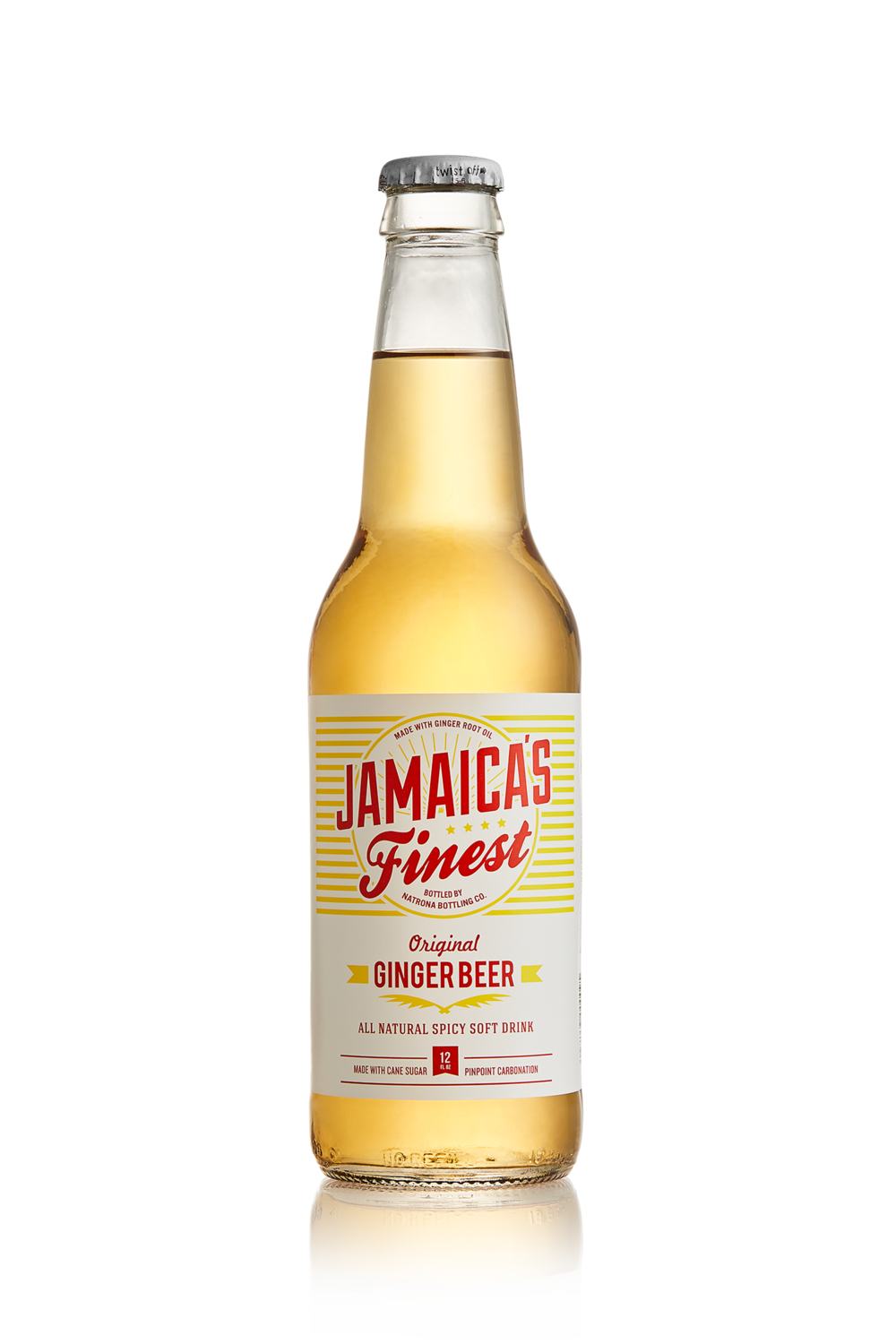 Jamaicas Finest Original Ginger Beer