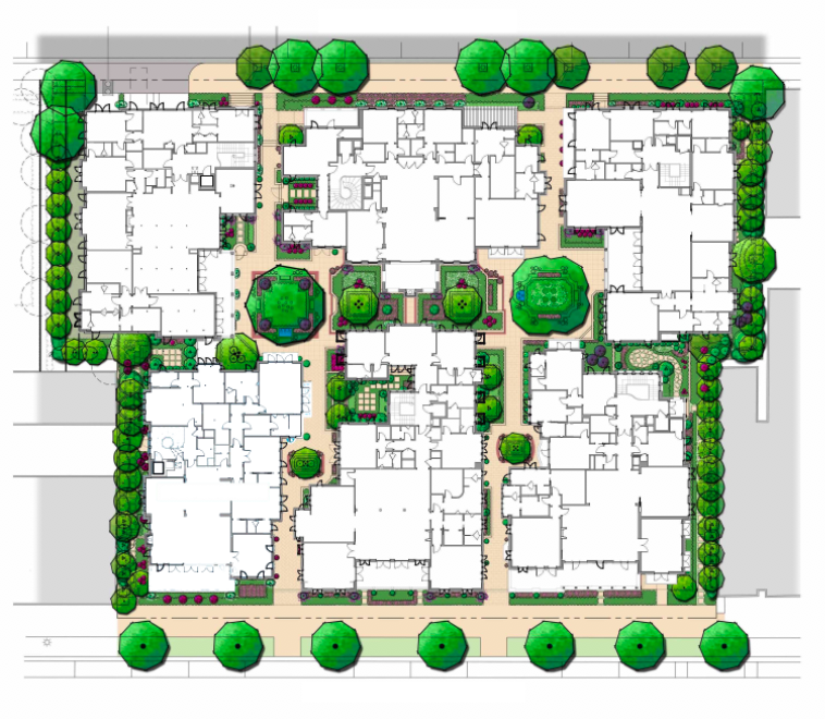 Royal Poinciana Palm Beach Residential Floor Plans