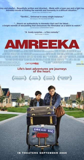 Amreeka -EVMG & First Generation Films Production -Sundance Film Festival 2009: Official Selection for Dramatic Competition -Cannes Film Festival 2009: Official Selection for Directors Fortnight -Official Selection for New Directors/ New Films 2009 -Cannes Film Festival 2009: Fipresci Prize -Beirut Film Festival 2009: Audience Award -Cairo Film Festival 2009: Best Film