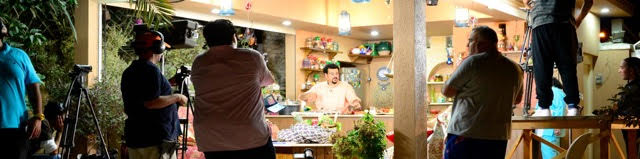 Nakha wa Bhaar Maa AlQassar (2012, 2013, 2014)  A cooking show that first started Sulaiman AlQassar's transition from forgotten cultural figure to international cooking star.