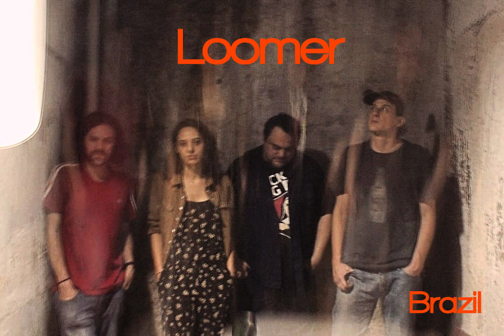 Loomer: Noise Pop Bliss from Brazil — Noise Artists