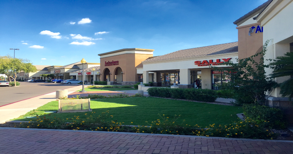 Tatum Point Shopping Center -