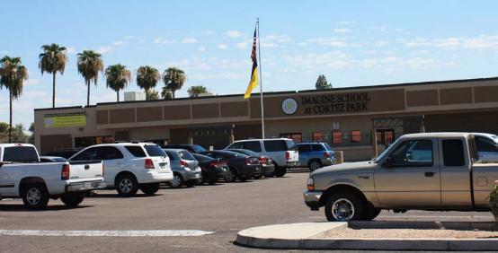 Dunlap Center -