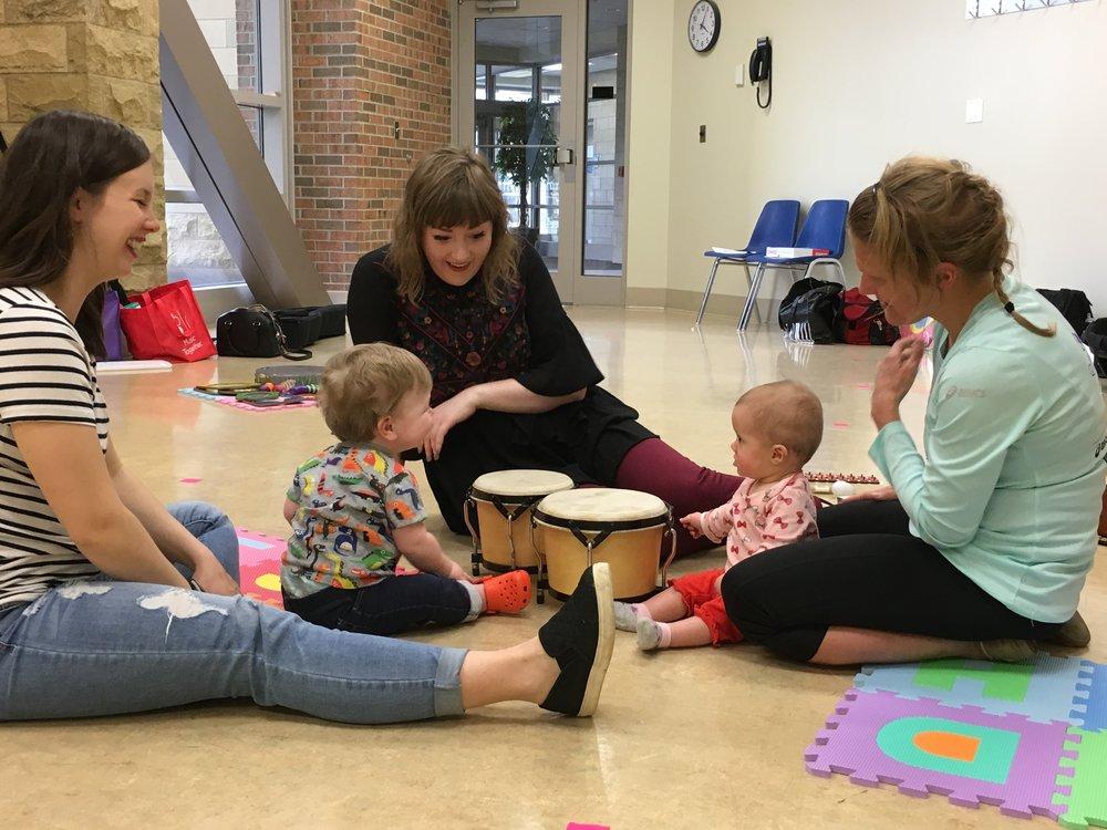 Aurora Recreation Community Center  404 Green Blvd, Aurora, IN   $45/month per child for weekly classes