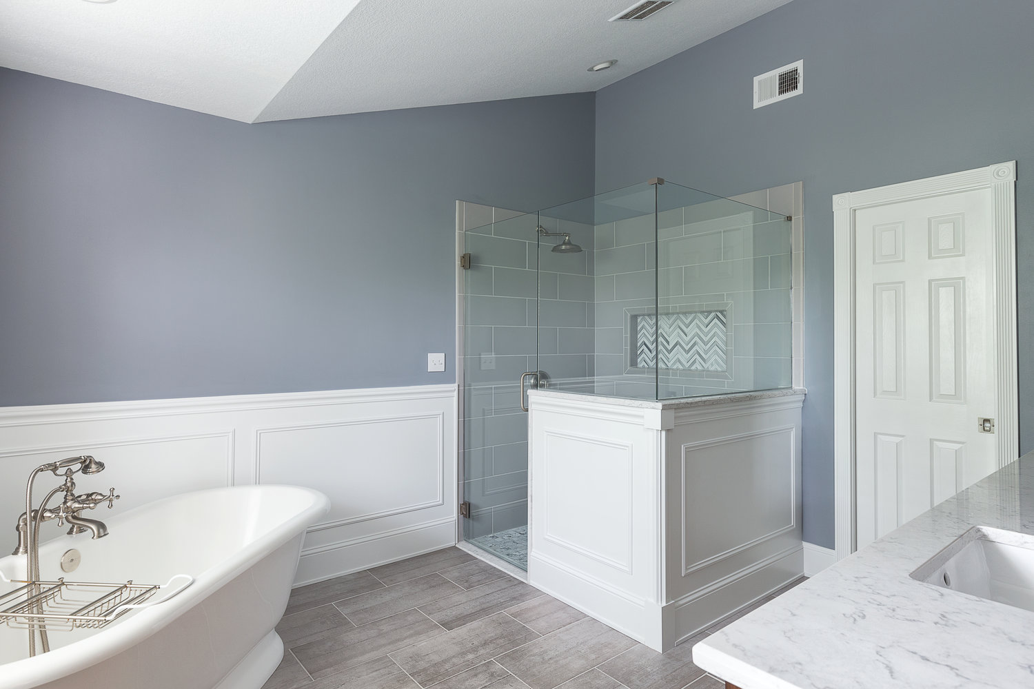 Master Bath — Reilly\'s Design & Contracting