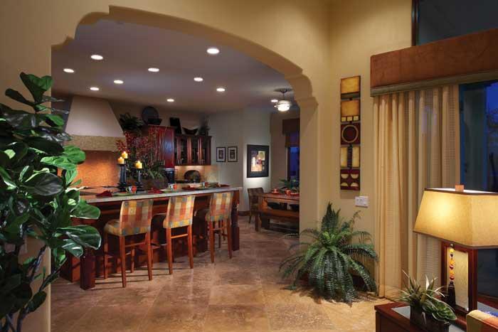 Stonefield Estates At Santa Rosa Plan-4 Kitchen