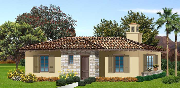 Detached Casita Suite Offered At Stonefield Estates in Indio California