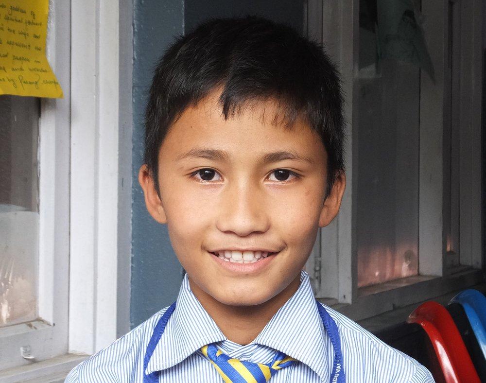 Pawan5th grader -