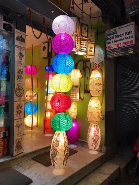 Nepal shopping lanterns.JPG