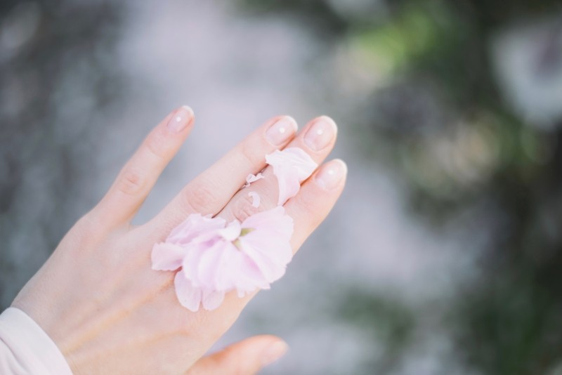 Five Tips for Beautiful Hands zosia beauty