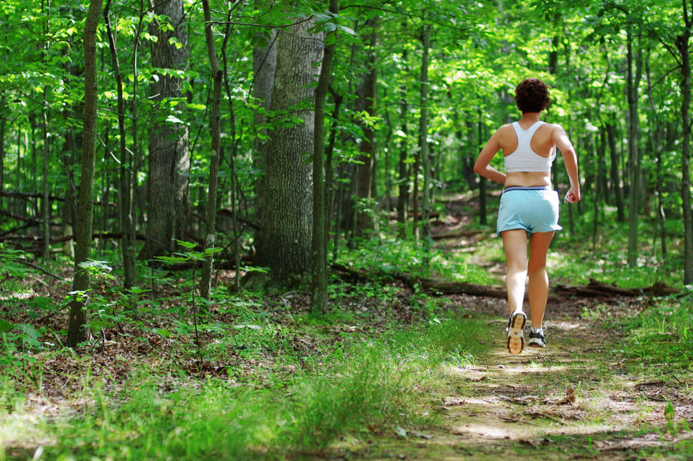 The Benefits of Outdoor Exercise Zosia Beauty