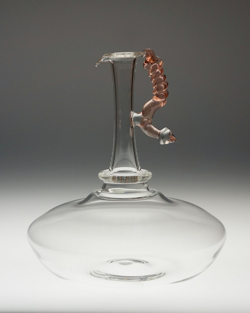 Fume Handled Decanter