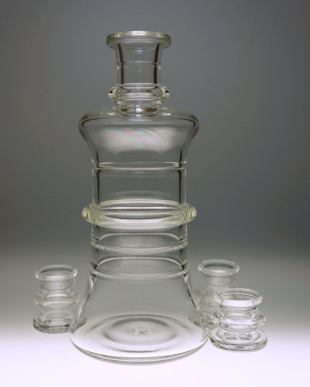 Ring Malt Whiskey Cylinder Set