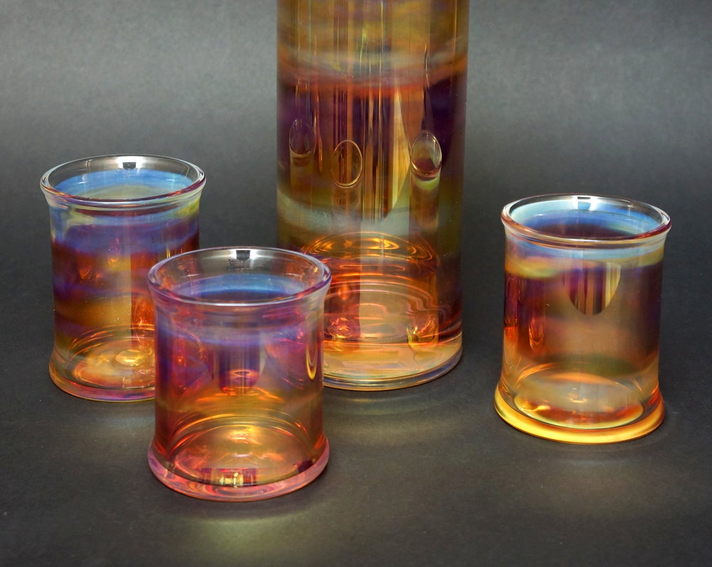 Fumed Tumber Set