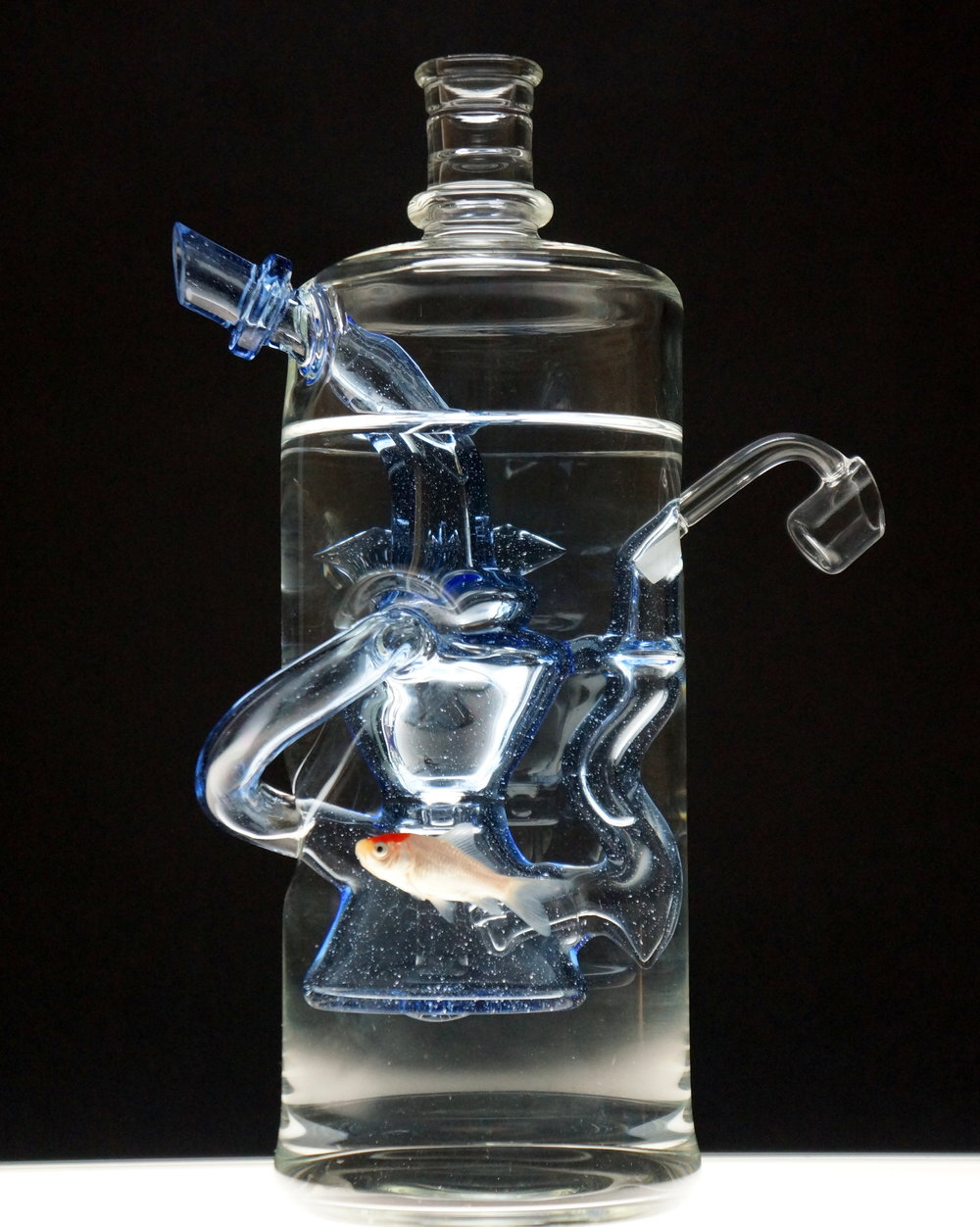 Recycler in Decanter