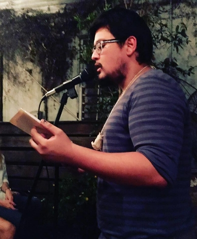 Photo courtesy of  Poison Pen Reading Series