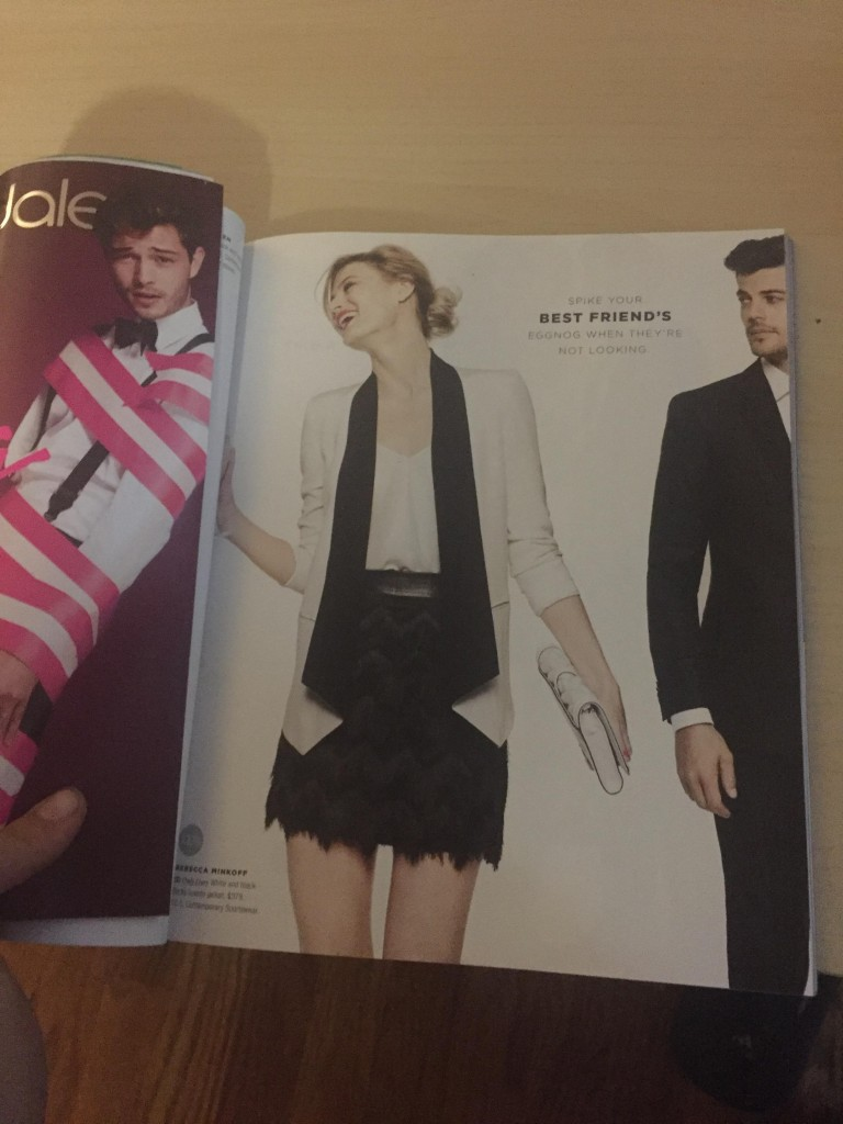 Bloomingdale's Ad-Magazine Shot (Dec'15)