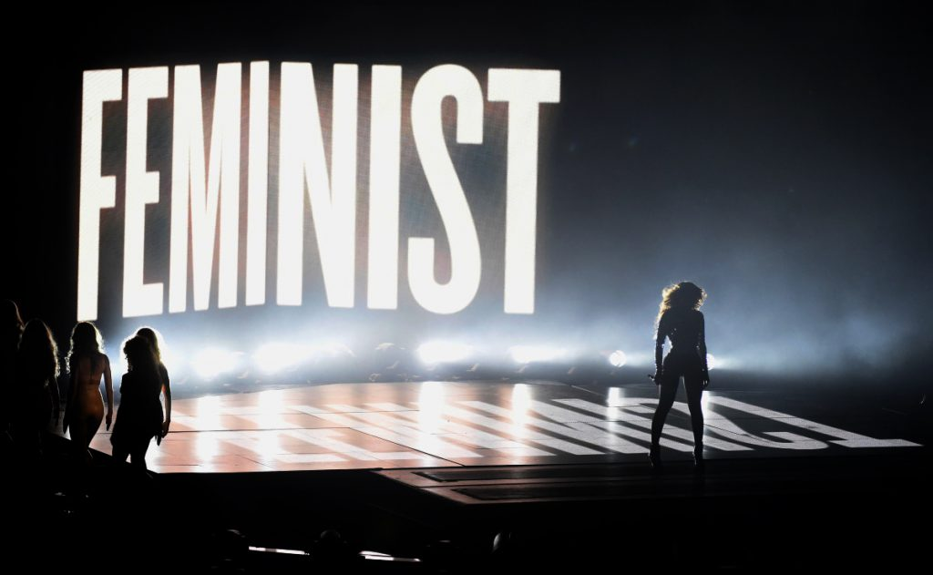 Feminist: a person who believes in the social, political and economic equality of the sexes. -Chimamanda Ngozi Adichie