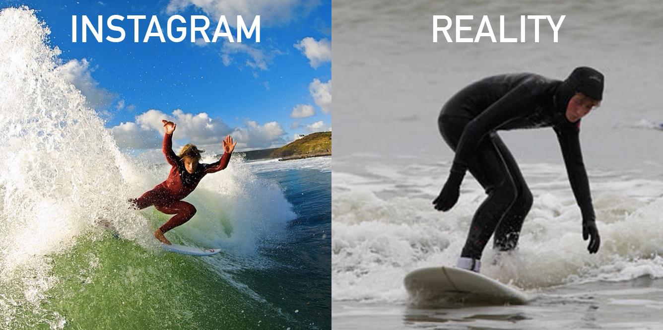 IG reality