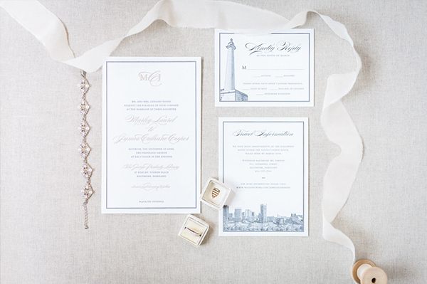 BLOG Baltimore Maryland Wedding Invitations Just Ink On Paper