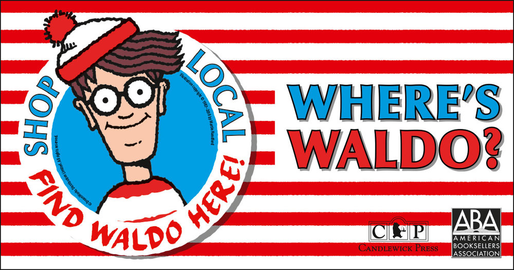 FIND WALDO LOCAL!