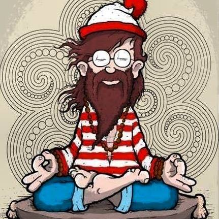 WALDO FINDS HIMSELF...