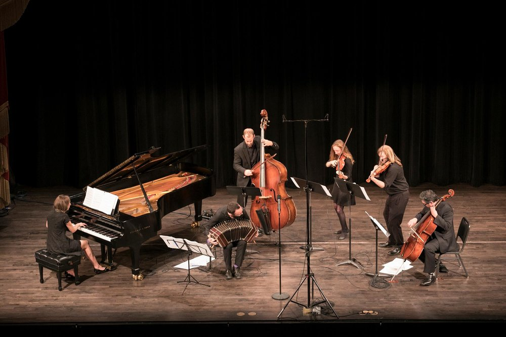 Redwood Tango Ensemble - Herbst Theatre