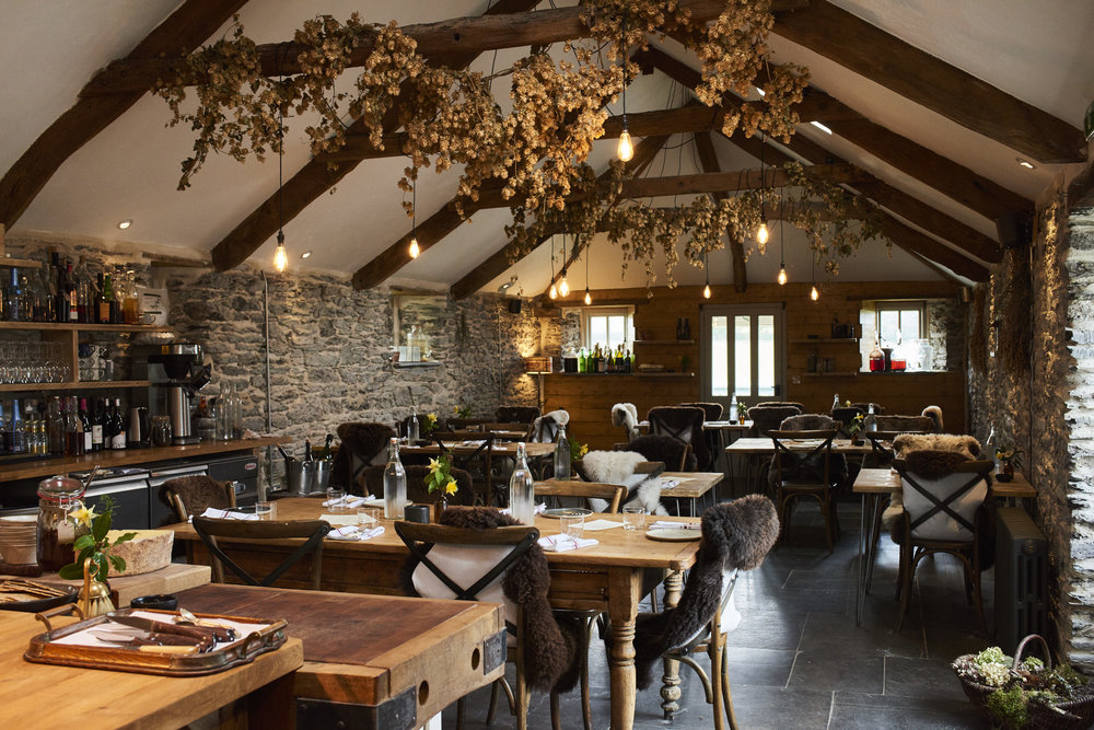 """Coombeshead Farm has been lauded by almost every food critic since opening in 2016""  Photograph by Joe Woodhouse"