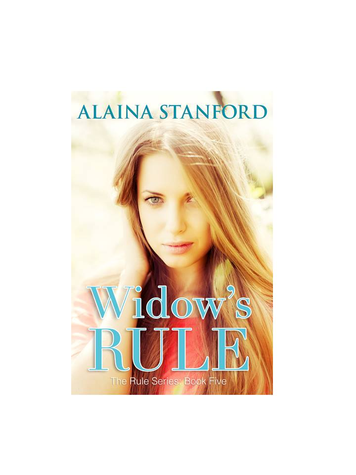 Widow's Rule, Book 5 An inspirational romance suspense about a young widow and new attorney, Whitney who tries to concentrate on work and her children, but death won't leave her alone. Seven months pregnant with three small children and a new job was difficult for most women even with a spouse at their side. Whitney was alone, but she was strong. She would not be broken.