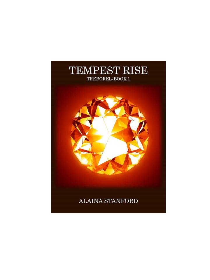 Tempest Rise, Treborel Book 1- New Cover!!   He's a prince: boisterous, charismatic and daring. She's a modern surgeon: quiet, introspective and curious about his kingdoms alternative empathic healing. Their romance takes them into the heart of a continental conflict where Lysette becomes the target of the enemies psychopathic commander.