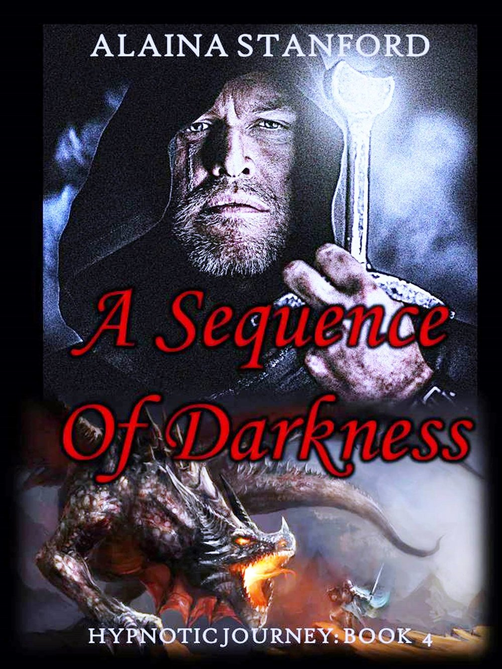 A Sequence of Darkness, Book 4  A paranormal adventure that takes place in utter darkness!   As they race to save two children abducted by renegade Trolls, the adventurers struggle with inner demons that threaten the ENTIRE TEAMS survival.   Threat of war looms over the Elven realm. An Elf child and an infant Troll are kidnapped by renegade Trolls. Our heroes rush to stop the Elves before they invade the Trolls' tunnel system and spark the fires of war. Together the adventurers travel into the bowels of the earth, to the Netherworld.  The birthplace of all monsters. Their greatest chance of survival desperately depends on the two netherbeasts that accompany them.  As darkness closes in, will the team survive the horrors of the netherworld long enough to find the missing children? Will their heightened emotions tear the team apart, endangering all their lives? Will the two beasts they call friend on the surface remain their allies once the seductive blackness of the netherworld closes in around them? Traveling the netherworld comes at a cost. Who will pay the price?