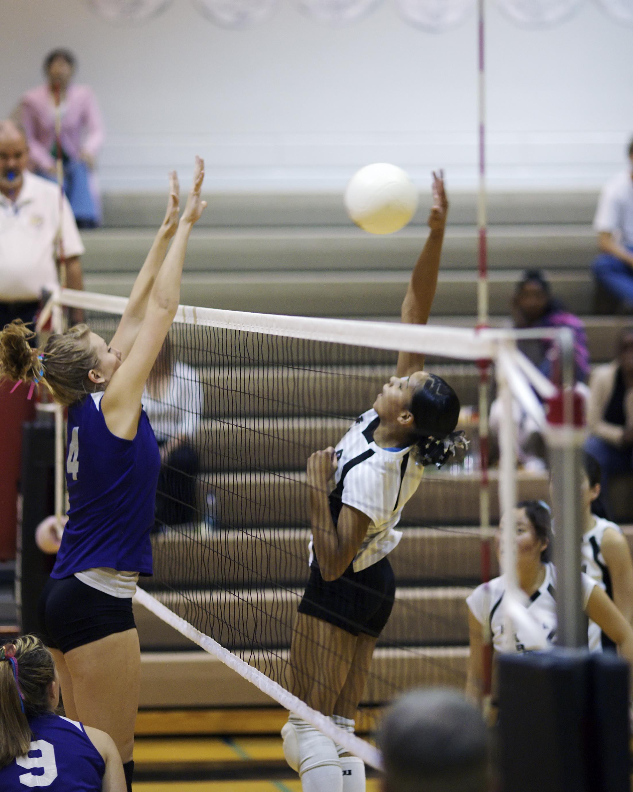 Volleyball Spike