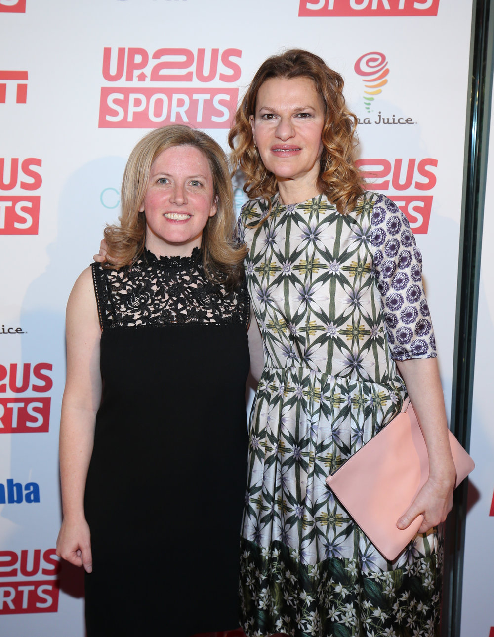 NEW YORK, NY - MAY 15: Megan Bartlett (L) and Sandra Bernhard attend the Up2Us Sports Gala 2017 at Guastavino's on May 15, 2017 in New York City. (Photo by Rob Kim/Getty Images for Up2Us Sports)