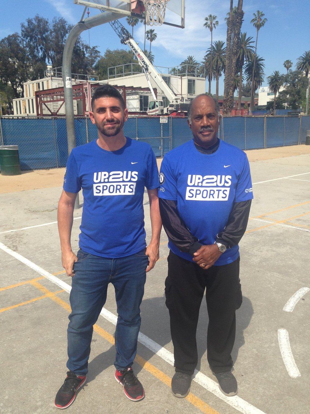 Sam and Vet Coach.JPG
