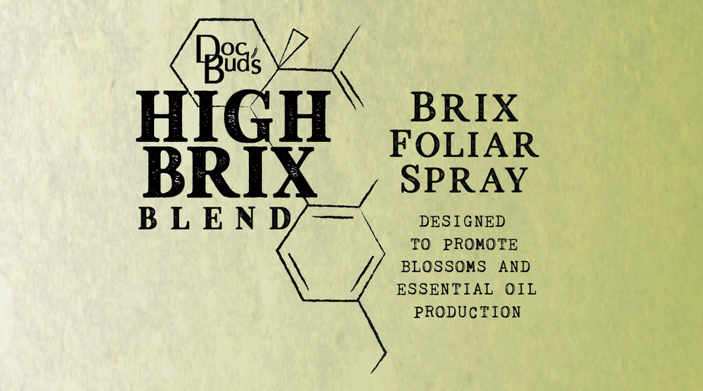 Brix Foliar Spray