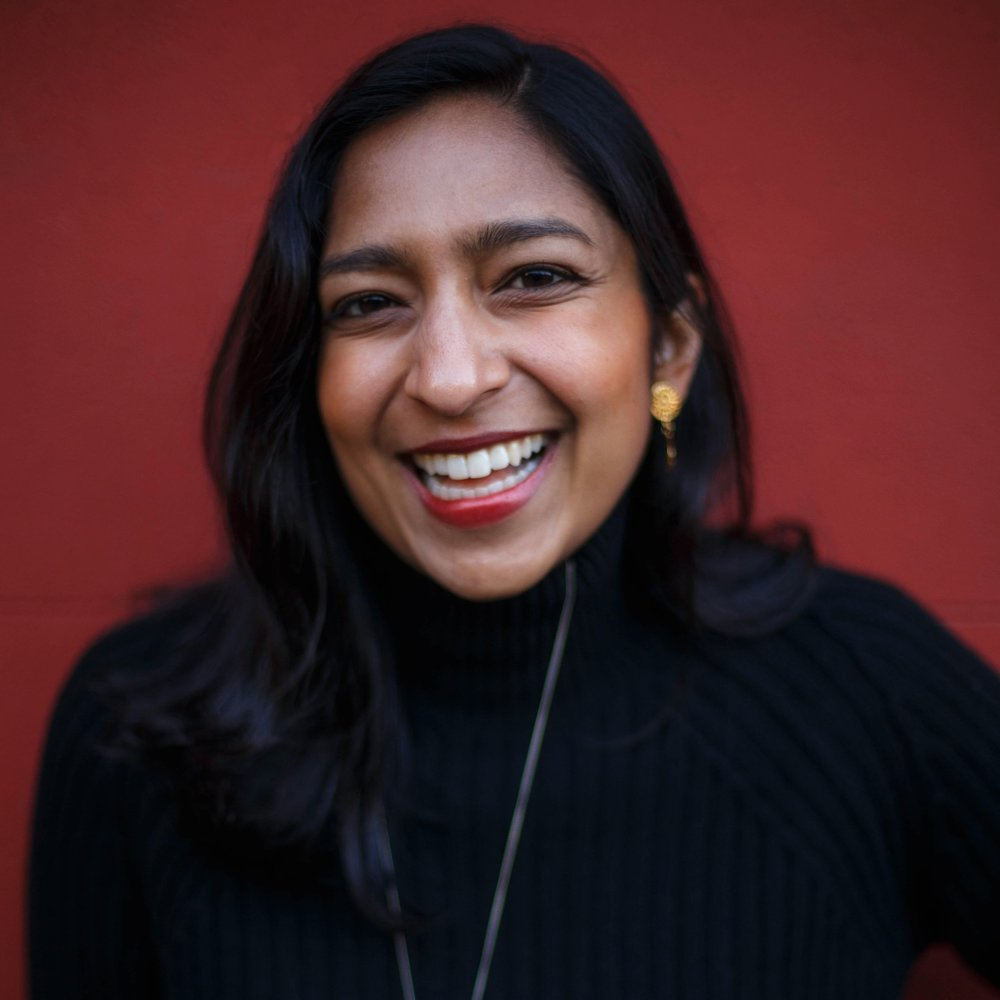 Priya Krishna  , a food writer who contributes to  The New York Times ,  The New Yorker,  and  Bon Appétit .