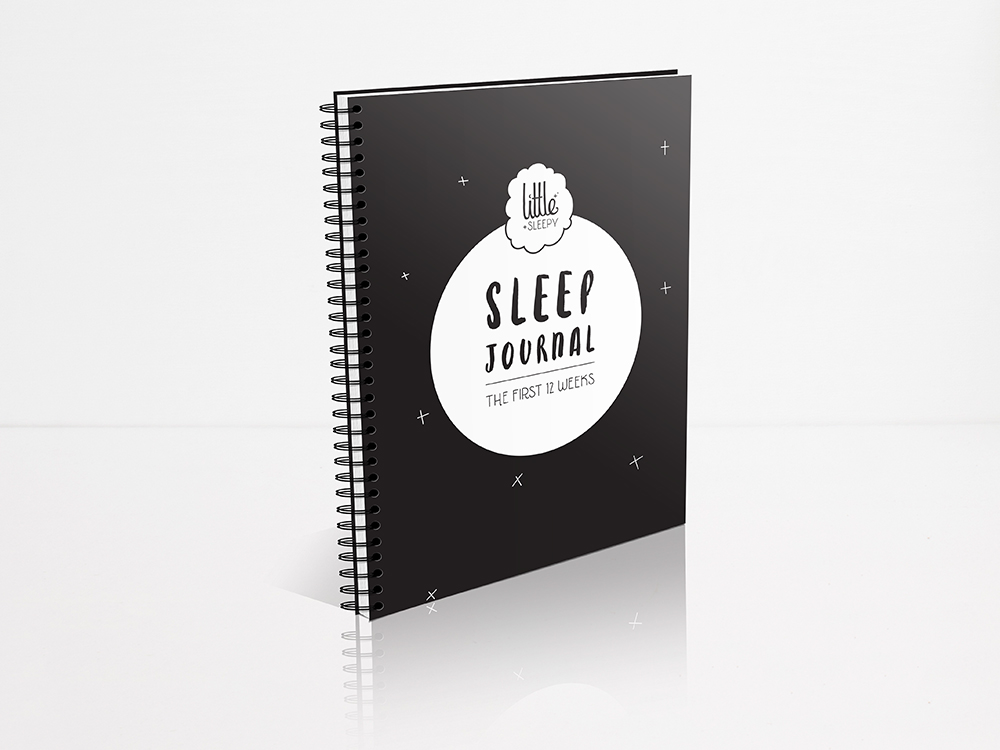 Little + Sleepy, Sleep Journal