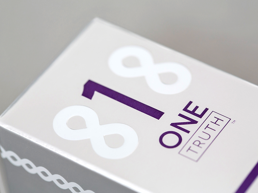 One Truth Product Packaging Design