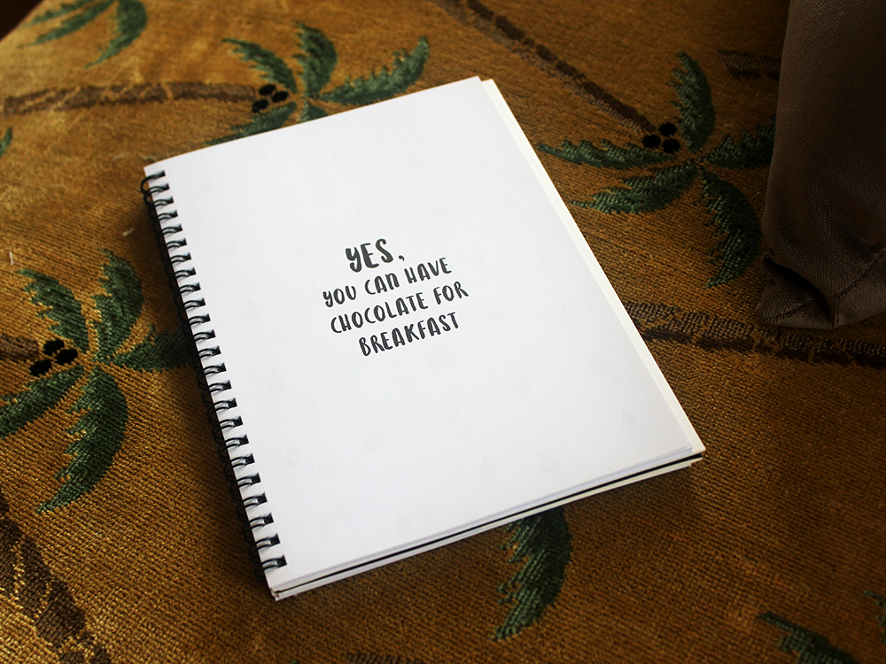 Little and Sleepy Sleep Journal Design Publication