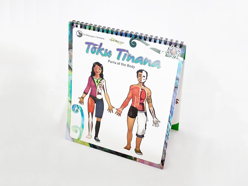 TWOA Toku Tinana Educational Design Spiral Bound